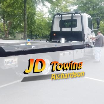 Towing Richardson