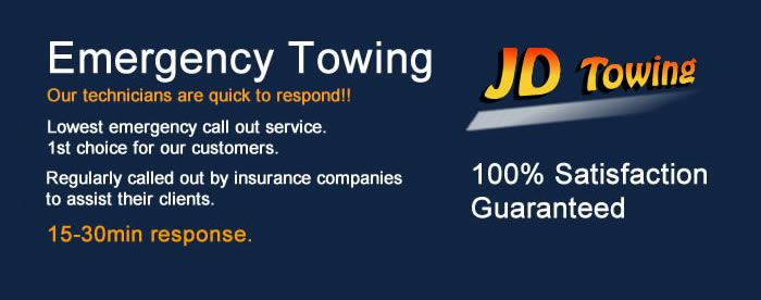 Affordable Towing in Richardson